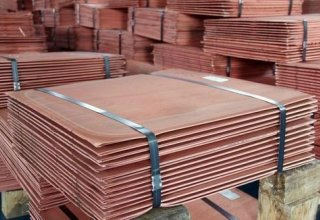 Iran announces its copper exports