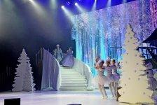 Сказочные герои спасают Новый год в Баку (ФОТО) - Gallery Thumbnail