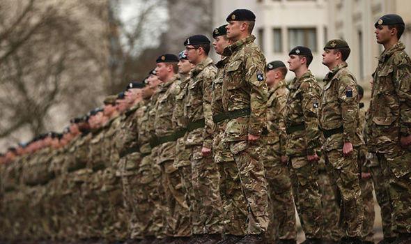 СМИ сообщили о возможных сокращениях в британской армии