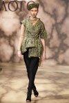 Gülnarə Xəlilovanın rəngarəng kolleksiyaları İstanbulda moda həftəsinin iştirakçılarını valeh edib (FOTO) - Gallery Thumbnail