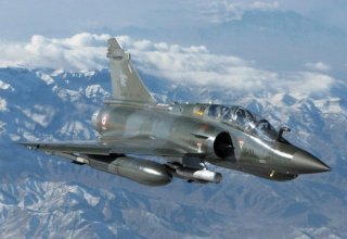 French air force's Mirage 2000D bomber crashes in eastern France – reports