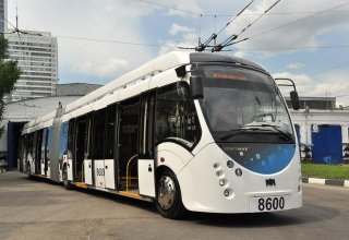 Uzbek automobile factory to master electric buses production by 2022