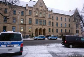 Police evacuate at least six German courts after bomb threats