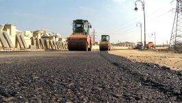 В Гарадагском районе Баку завершается строительство двух автодорог (ФОТО/ВИДЕО) - Gallery Thumbnail