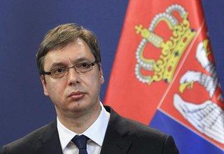 Президент Сербии сообщил, что с 18 ноября продолжит исполнять свои обязанности