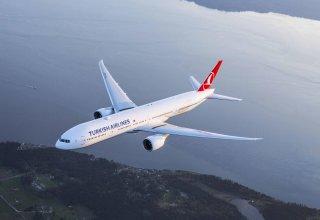 """""""Türk Hava Yolları"""" Rusiyaya uçuşları dayandırdı"""