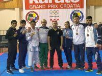Karateçilərimiz Qran Pri turnirini 10 medalla başa vurdu (FOTO) - Gallery Thumbnail