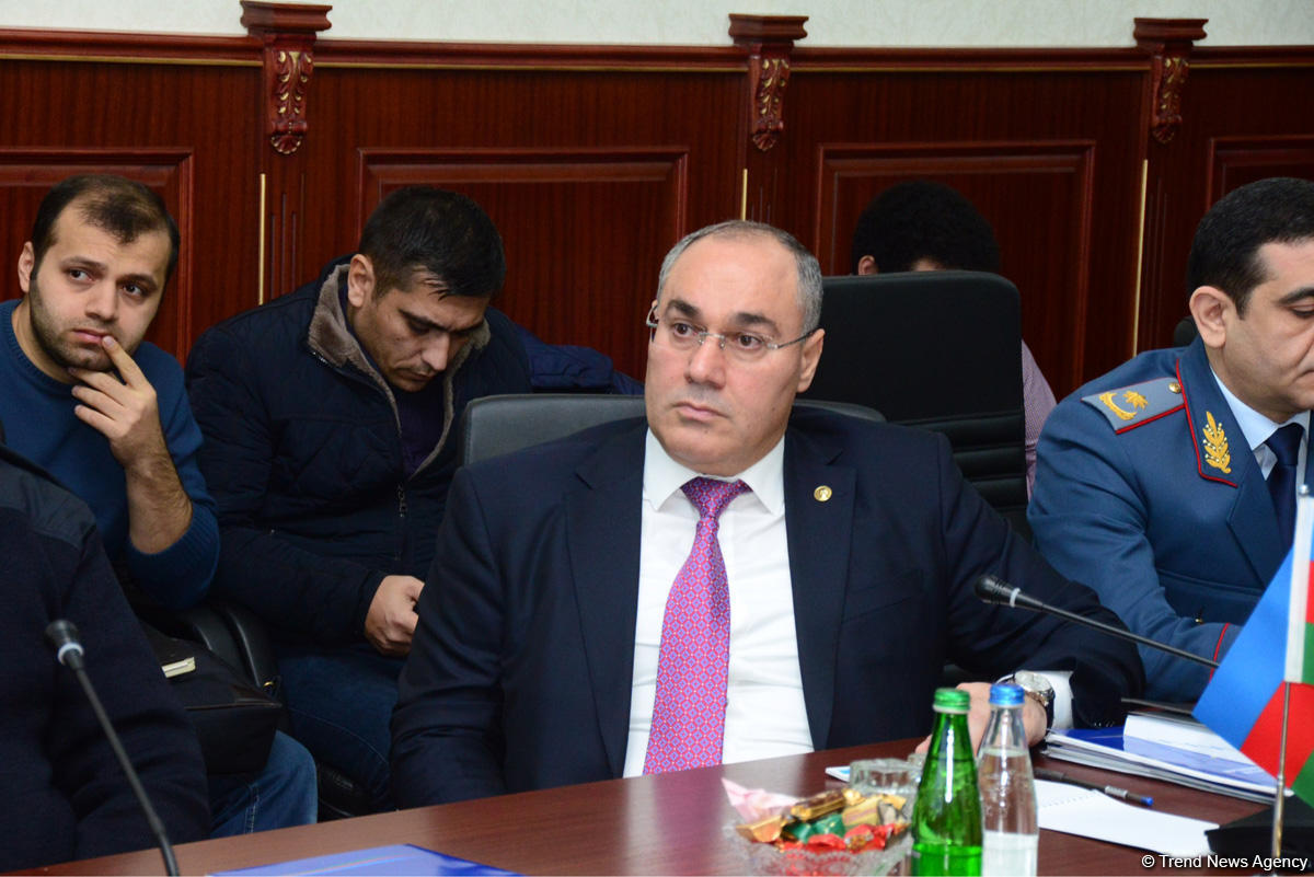 Azerbaijan example for other WCO countries: secretary general (PHOTO) - Gallery Image