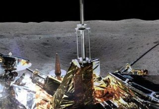China's lunar rover discovers mysterious material on far side of Moon