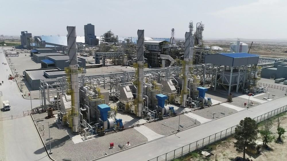 Products of SOCAR carbamide plant to be exported to three countries