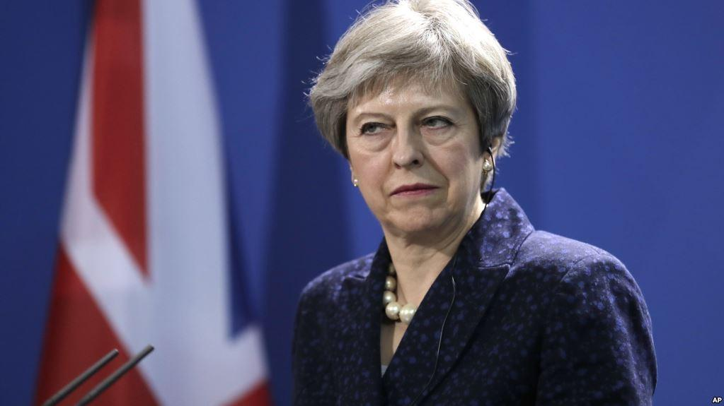 May heads to EU on Wednesday to push for Brexit breakthrough