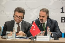 Development issues of Trans-Caspian int'l transport route discussed in Baku (PHOTO) - Gallery Thumbnail