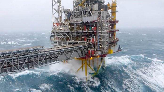 Azerbaijani SOCAR suspends work offshore, open onshore areas due to bad weather
