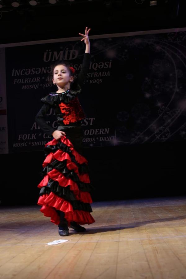В Баку определены победители международного конкурса Ümid 2019 (ФОТО) - Gallery Image