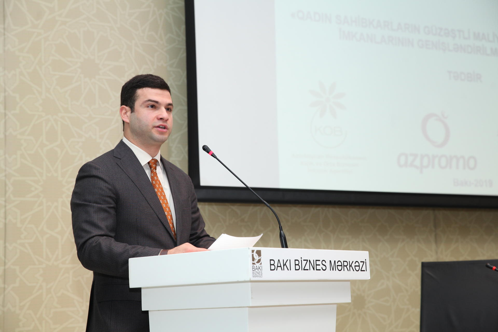 Azerbaijani Agency for Development of SMEs eyes to support women entrepreneurs (PHOTO) - Gallery Image
