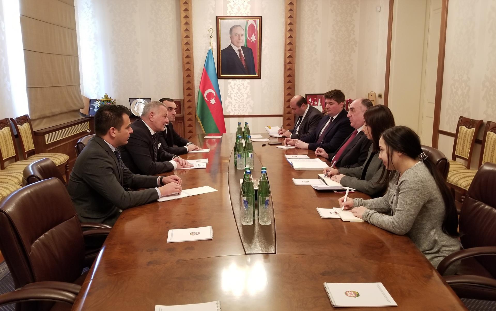 Черногория откроет дипмиссию в Азербайджане