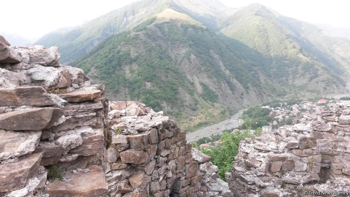 Azərbaycan tarixinin daha bir səhifəsi: Şamilqalanı kim tikdi, kimə qaldı? (FOTO) - Gallery Image