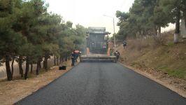 Qazaxda 16 km-lik avtomobil yolu yenidən qurulur (FOTO/VİDEO) - Gallery Thumbnail