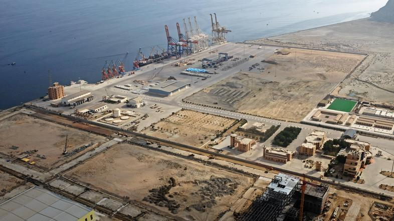 Saudi investment in Gwadar oil refinery to boost China-Pakistan Corridor project