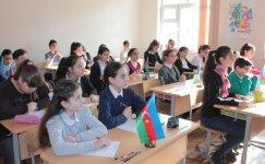 В школах Баку проходит Олимпиада по русскому языку и литературе (ФОТО) - Gallery Thumbnail