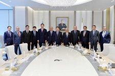 """SOCAR və """"KazMunayQaz"""" arasında anlaşma memorandumu imzalanıb (FOTO) - Gallery Thumbnail"""