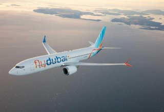 Flydubai resumes flights to Georgia