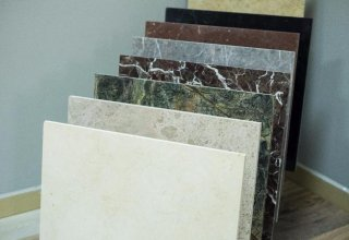 Demand for marble products of plant in Turkmenistan's Akhal region increased