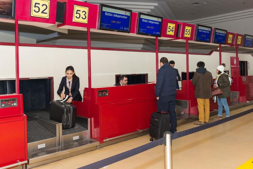 """""""Buta Airways""""in reyslərində sərnişinlərin qeydiyyatı və əyləşdirilməsi qaydaları dəyişdirilir"""