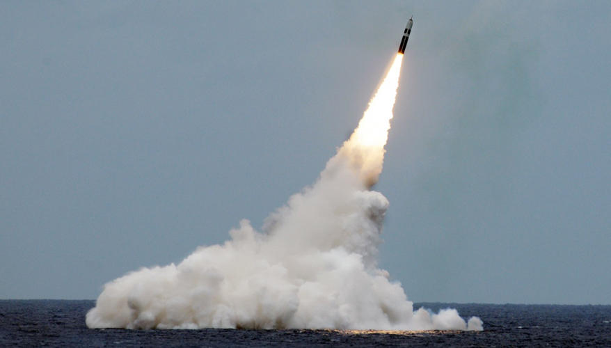 Iran expresses concerns over test of nuclear ballistic missile by France