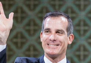 Los Angeles Mayor Garcetti says he is not running for president