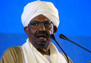 Ousted Sudan president to be sent for trial soon