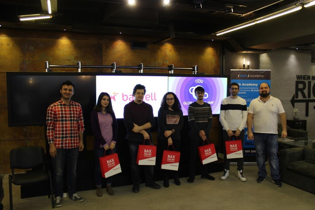 Bakcell and INNOLAND hold event for local developers (PHOTO) - Gallery Image