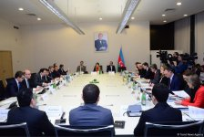 Baku hosts meeting of Azerbaijani-German high-level working group (PHOTO) - Gallery Thumbnail