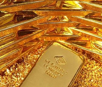 China's gold reserves grow for 4th month in March