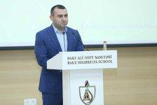 Baku Higher Oil School celebrates Azerbaijani Youth Day (PHOTO) - Gallery Thumbnail