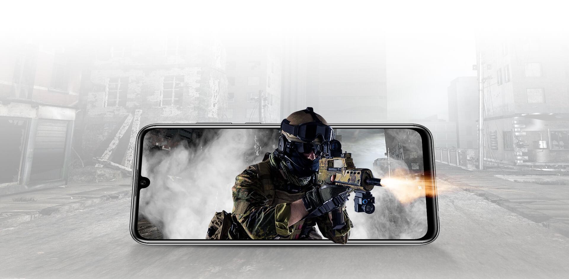 """""""İrşad Electronics"""" yeni """"Honor 10 Lite"""" smartfonunun təqdimatını keçirib (FOTO) - Gallery Image"""