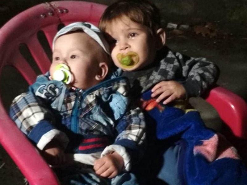 Двое брошенных детей будут переданы в один из детских домов Азербайджана