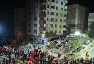 Death toll in Istanbul building collapse reaches 21