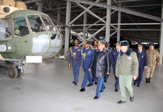 Azerbaijan, Nigeria mull possibilities for co-op between air forces (PHOTO)