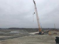 На азербайджано-российской границе до конца года будет построен новый мост (ФОТО) - Gallery Thumbnail
