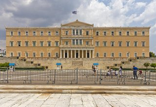 Greek parliament ratifies protocol on Northern Macedonia's accession to NATO
