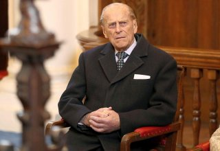 Funeral for UK's Prince Philip to be held on April 17