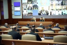 Azerbaijani defense minister gives important instructions to commanders (PHOTO) - Gallery Thumbnail