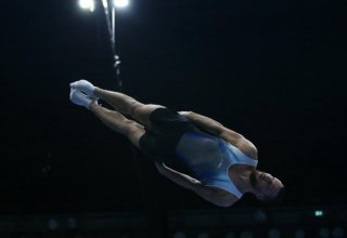 1st assessment training of World Cup in Trampoline Gymnastics & Tumbling held in Baku (PHOTO)