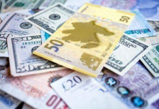 Azerbaijani currency rates for Oct. 27