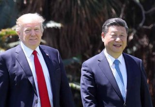 China says Xi, Trump in continuous touch