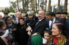 Ilham Aliyev attends opening of History and Local Lore Museum in Beylagan (PHOTO) - Gallery Thumbnail