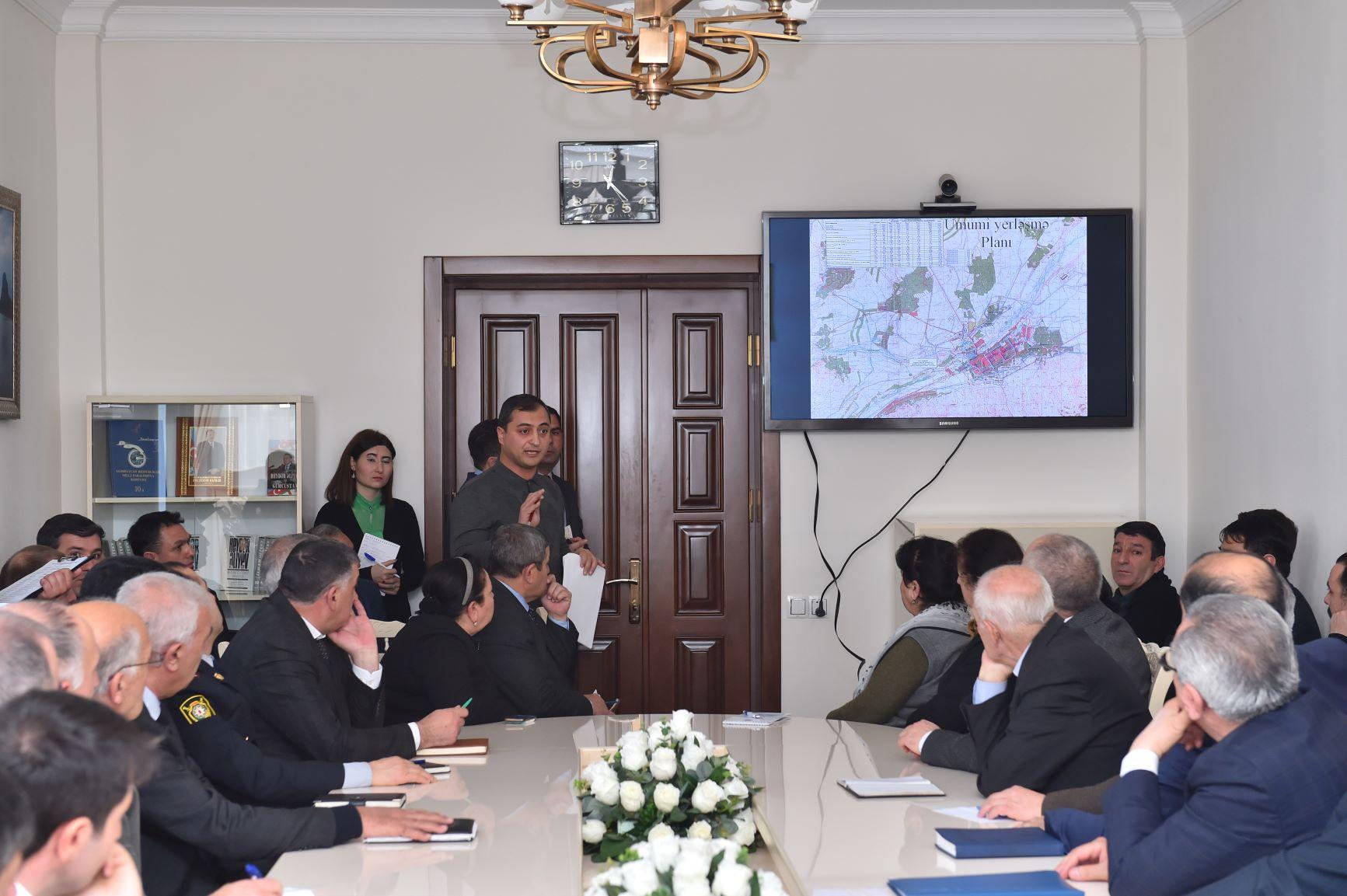 Construction of water and sewer networks in Azerbaijan's Gazakh to be completed by 2020 (PHOTO) - Gallery Image