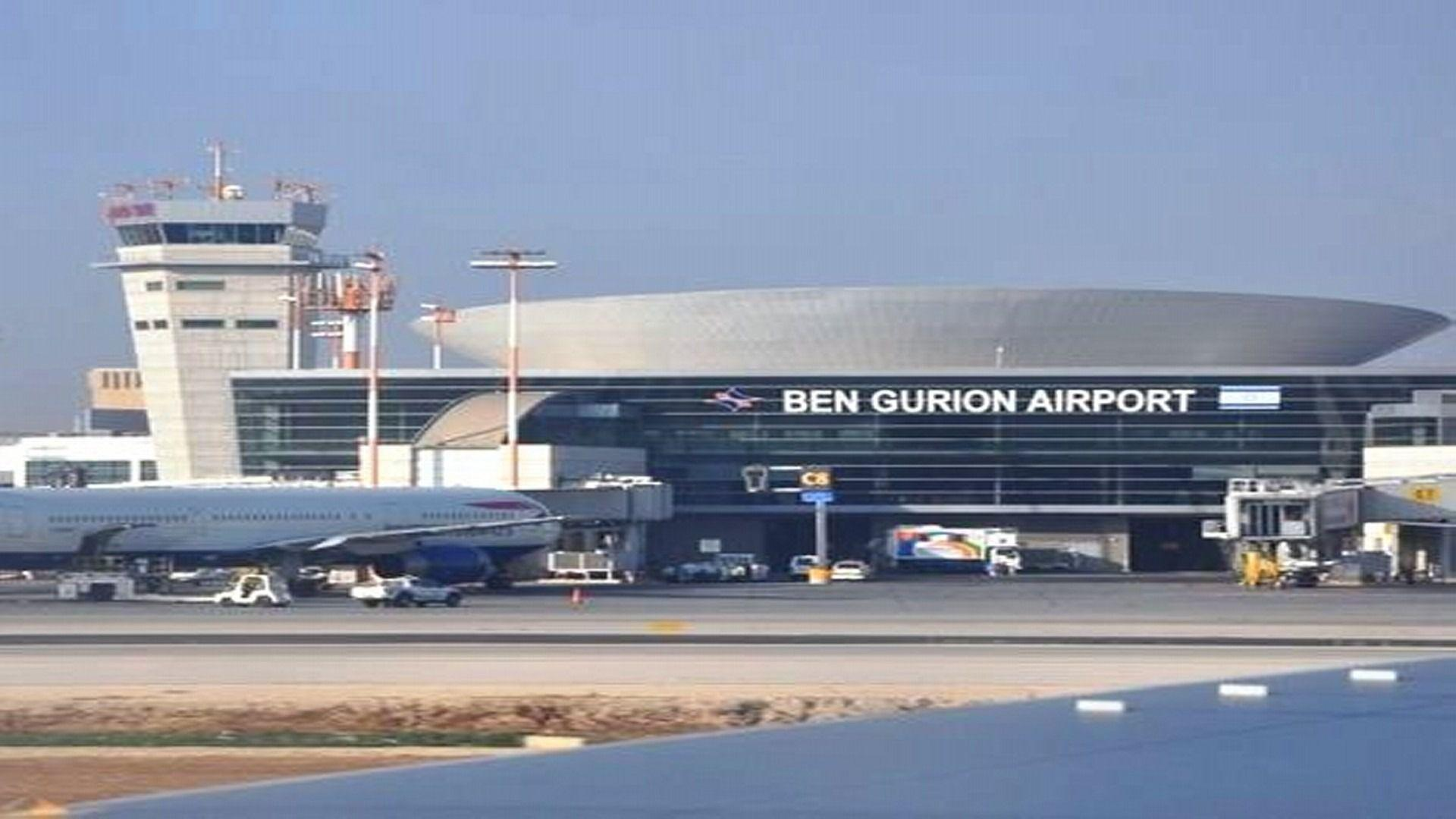 Israel Ben Gurion airport passenger traffic up 11% in January