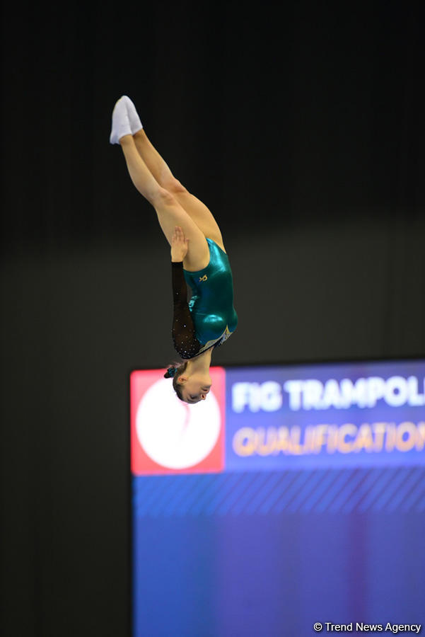 Breathtaking moments at Trampoline & Tumbling World Cup (PHOTO) - Gallery Image